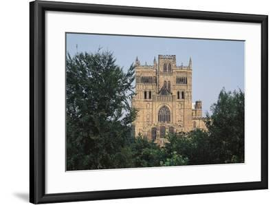 Durham Cathedral, Founded in 1093, United Kingdom--Framed Photographic Print
