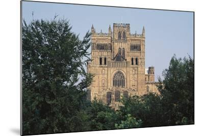 Durham Cathedral, Founded in 1093, United Kingdom--Mounted Photographic Print