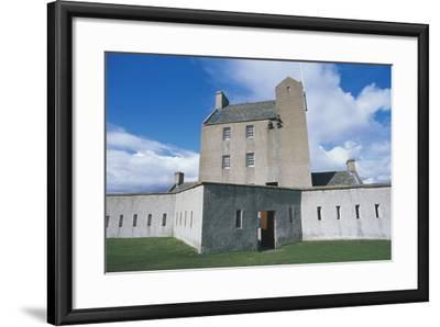 Corgaff Castle, 16th Century, Scotland, UK--Framed Photographic Print