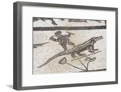 Roman City of Italica, House of Neptune, Spain--Framed Photographic Print