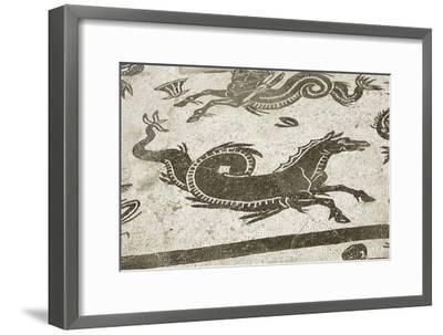 Roman City of Italica, House of Neptune, Spain--Framed Photographic Print