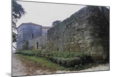 Chateau of Monluc, Estillac, Aquitaine, France--Mounted Photographic Print