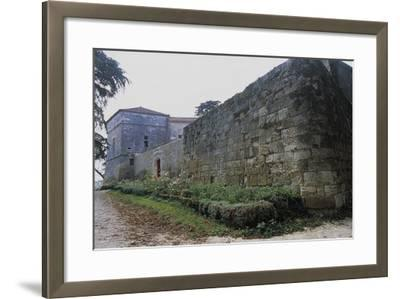 Chateau of Monluc, Estillac, Aquitaine, France--Framed Photographic Print