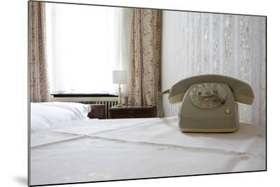 Telephone in a Room, Berlin, 2009--Mounted Photographic Print
