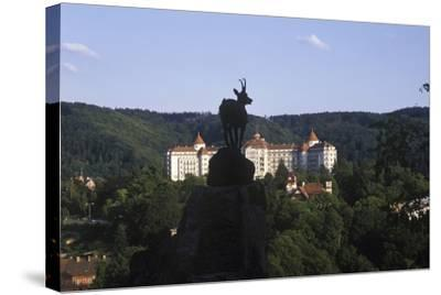 Imperial Hotel, Karlovy Vary (Karlsbad), Czech Republic--Stretched Canvas Print