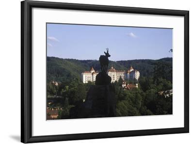 Imperial Hotel, Karlovy Vary (Karlsbad), Czech Republic--Framed Photographic Print