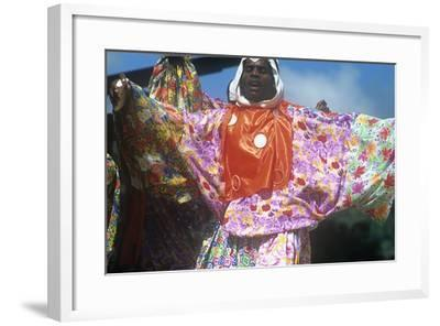 Carnival, St. George's, Grenada, Caribbean--Framed Photographic Print