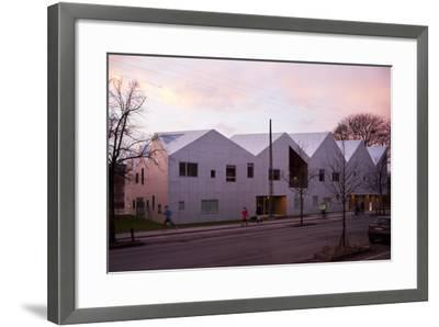 Copenhagen--Framed Photographic Print