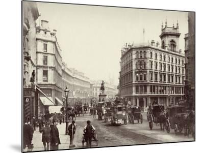 Holborn, London, C.1880--Mounted Photographic Print