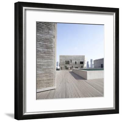 Ningbo Historic Museum, Ningbo, China--Framed Photographic Print