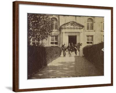 St Peter's Church, Barbados--Framed Photographic Print