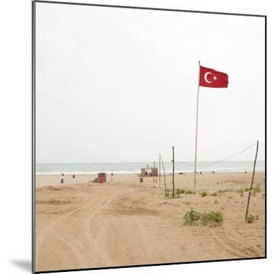 Kilyos, Istanbul, Turkey--Mounted Photographic Print
