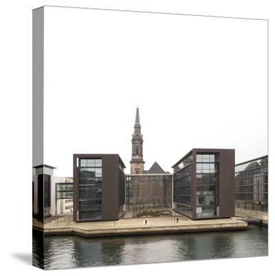 Copenhagen, Denmark--Stretched Canvas Print