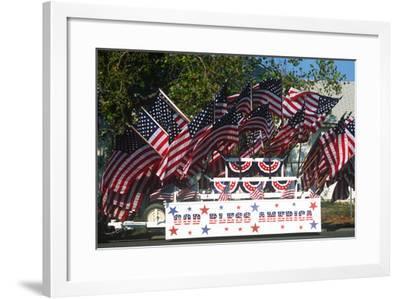 Parade, Peach Festival, Palisades, Colorado--Framed Photographic Print