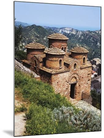 Catholic, 10th Century, Byzantine Church, Stilo, Calabria, Italy--Mounted Photographic Print