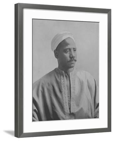 Sied Affende--Framed Photographic Print