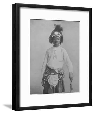 Abal-Bu-Wyyo--Framed Photographic Print