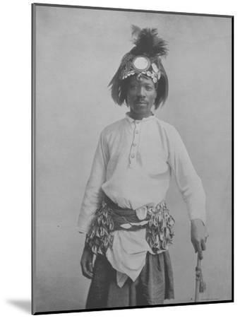 Abal-Bu-Wyyo--Mounted Photographic Print