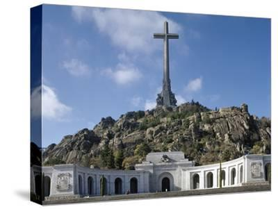Spain, Valley of the Fallen (Valle De Los Caidos), 1940-1958--Stretched Canvas Print