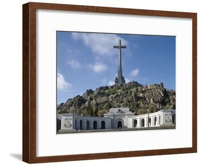 Spain, Valley of the Fallen (Valle De Los Caidos), 1940-1958--Framed Photographic Print