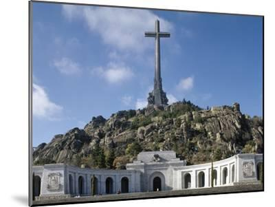 Spain, Valley of the Fallen (Valle De Los Caidos), 1940-1958--Mounted Photographic Print