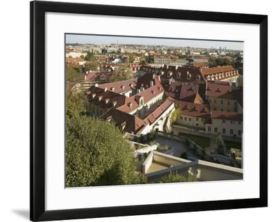 Little Quarter, Prague, Czech Republic--Framed Photographic Print