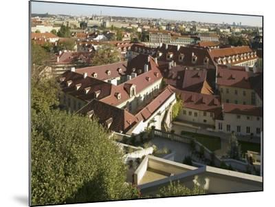 Little Quarter, Prague, Czech Republic--Mounted Photographic Print