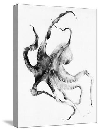 Octopus-Alexis Marcou-Stretched Canvas Print