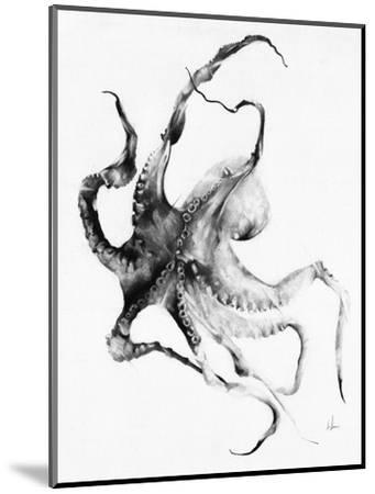 Octopus-Alexis Marcou-Mounted Art Print