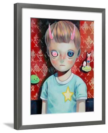 Children of This Planet 23-Hikari Shimoda-Framed Art Print