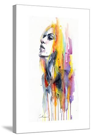 Sunshower-Agnes Cecile-Stretched Canvas Print