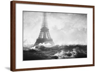 Endpire III-Alex Cherry-Framed Art Print