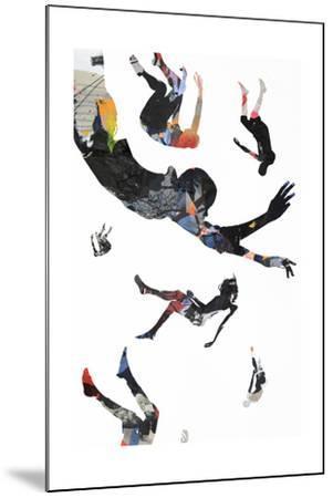Jump-Alex Cherry-Mounted Art Print