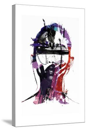 Ultraviolet-Alex Cherry-Stretched Canvas Print