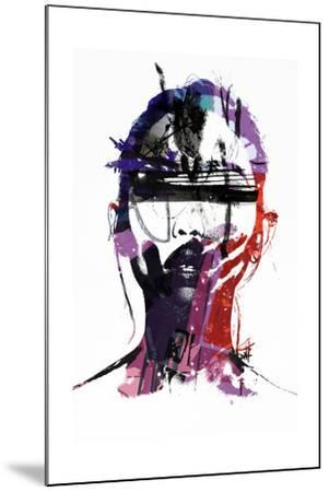 Ultraviolet-Alex Cherry-Mounted Art Print