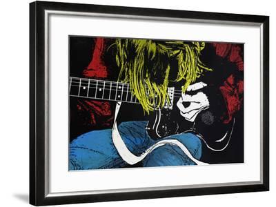 Kurt-Alex Cherry-Framed Art Print