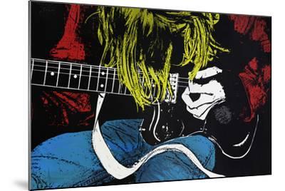 Kurt-Alex Cherry-Mounted Art Print
