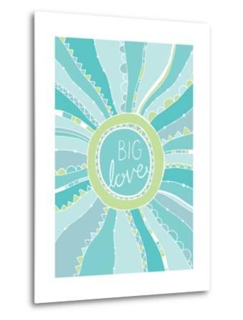 Big Love-Susan Claire-Metal Print