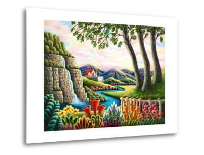 River of Dreams-Andy Russell-Metal Print