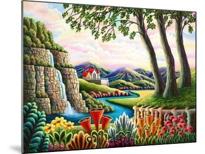 River of Dreams-Andy Russell-Mounted Art Print