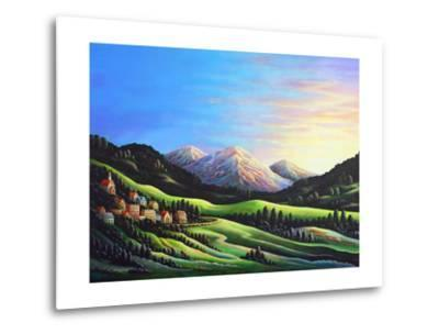 Highlands 7-Andy Russell-Metal Print