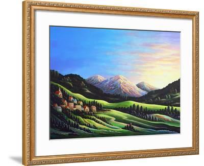 Highlands 7-Andy Russell-Framed Art Print
