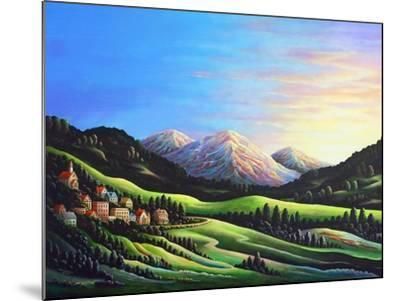 Highlands 7-Andy Russell-Mounted Art Print