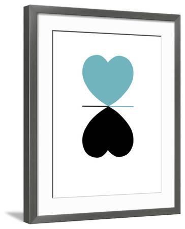 History Hearts '80-Philippe Hugonnard-Framed Giclee Print