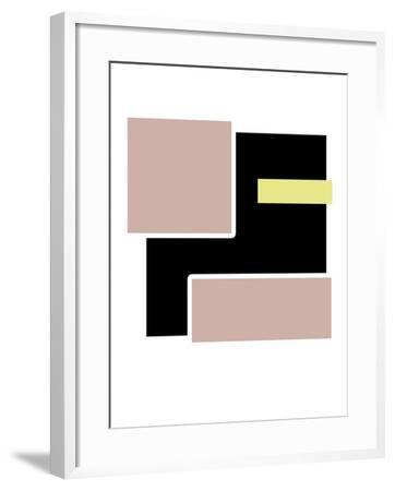 NYC Contemporary Art '75-Philippe Hugonnard-Framed Giclee Print
