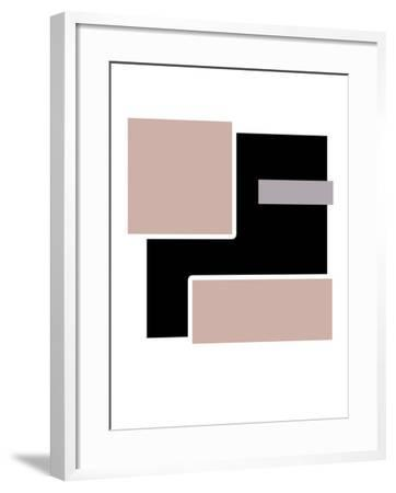 NYC Contemporary Art '75-Philippe Hugonnard-Framed Giclee Print