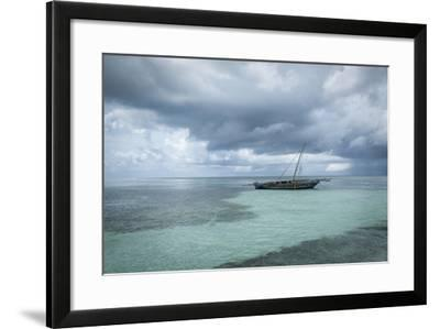 Waiting to Go Fishing-Marco Carmassi-Framed Photographic Print
