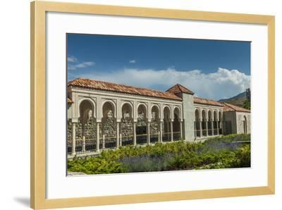 Gallery in the Rabat Fortress-Richard Nowitz-Framed Photographic Print