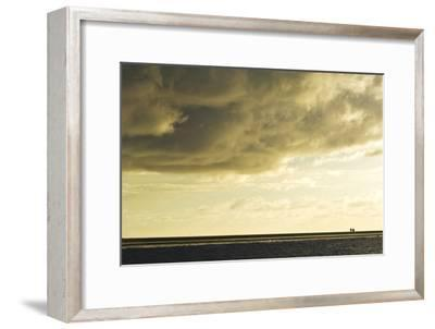 The Low Lying Starbuck Island in the Southern Line Island Chain-Mauricio Handler-Framed Photographic Print