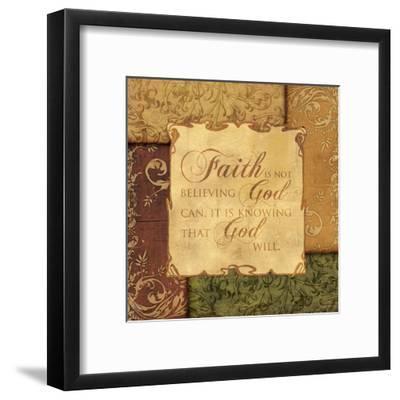 Knowing God-Piper Ballantyne-Framed Art Print